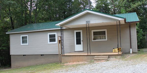 Faith Lodge Cabin