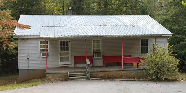 Pleasant Brook Cabin
