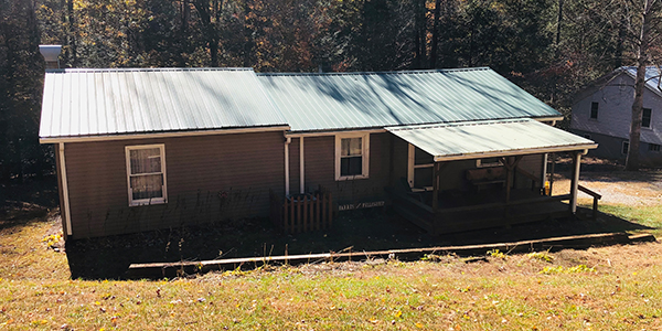 Harris Fellowship Cabin